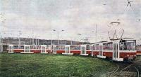 Souprava vozů T6A2+T6A2+B6A2
