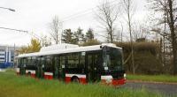 Městský trolejbus SOR TNB 12 (fotografie  www.sor.cz)